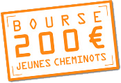 Bourse CCE Cheminots