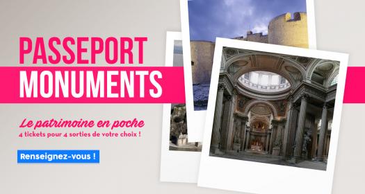 Passeports «Monuments»