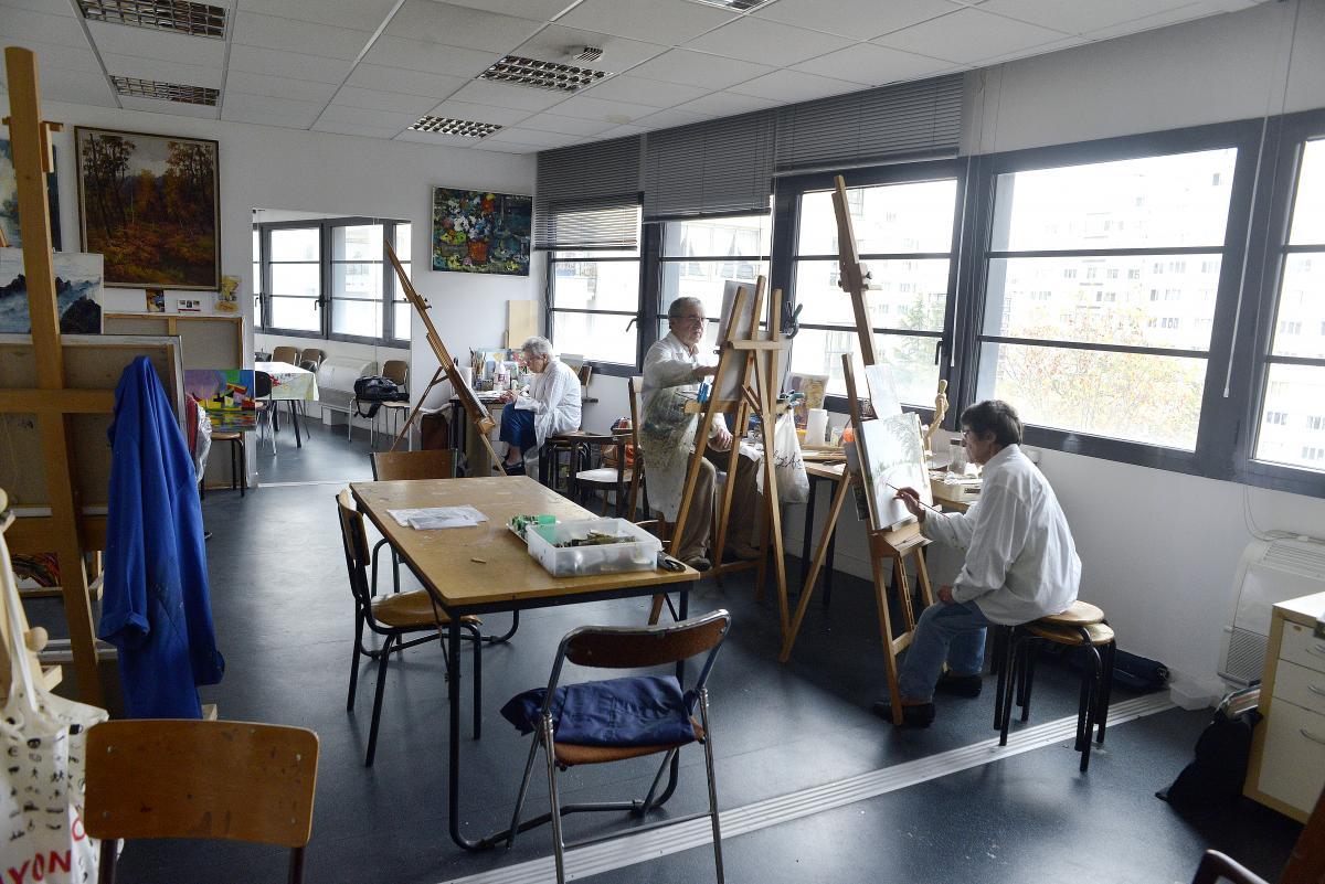 Club Artistique des Cheminots de Montparnasse
