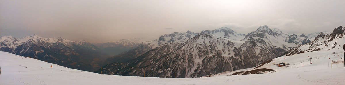 Séjour ski/SPA - mars 2015