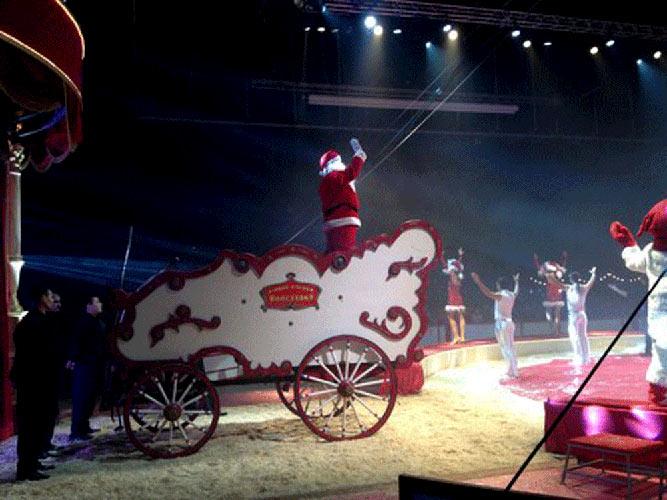 Spectacle de Noël 2014