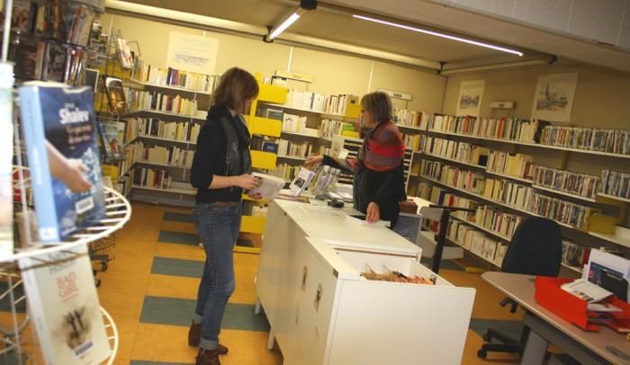 bibliotheque montparnasse