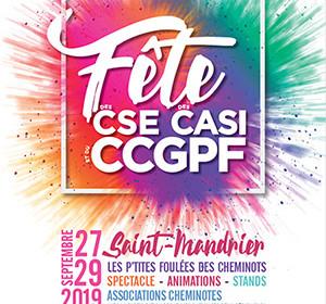 Fête des CSE, CASI et CCGPF