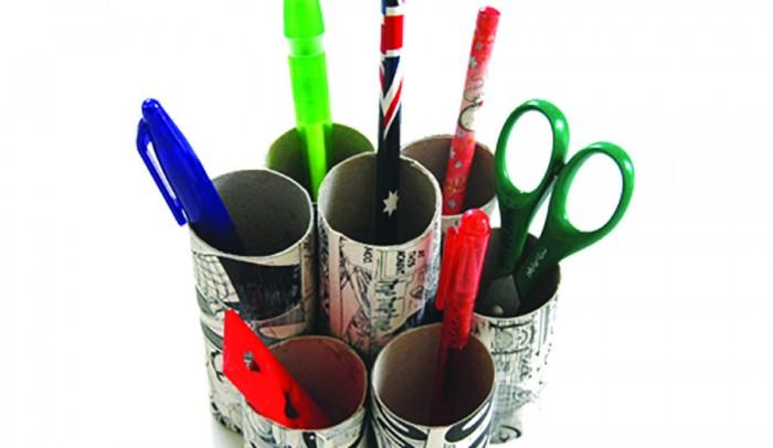 pot à crayons pour IFE
