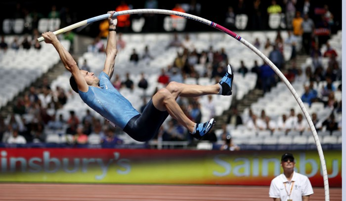 ATHLETISME : IAAF Diamond League 2015 - Sainsbury's Anniversary Games - 25/07/2015