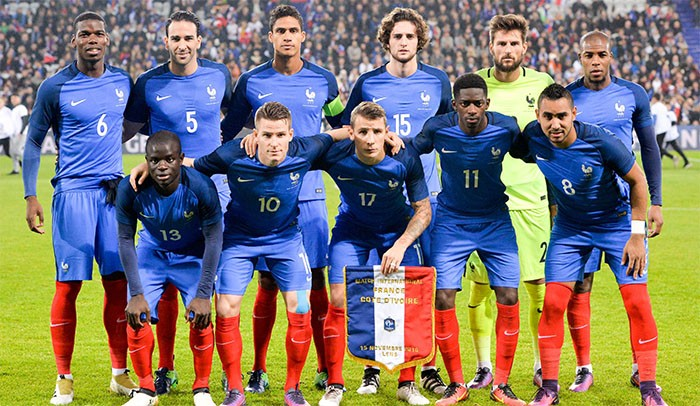 FOOTBALL : France vs Cote d Ivoire - Match Amical - 15/11/2016