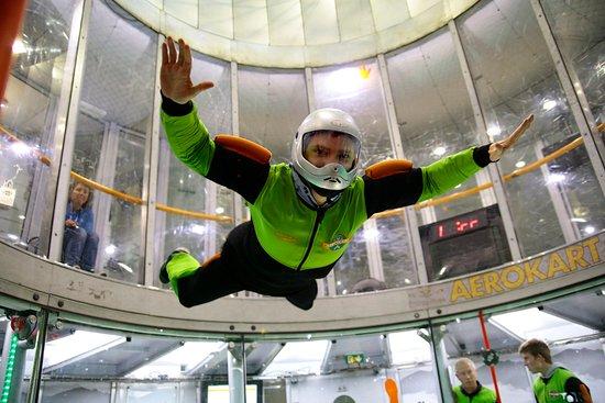 aerokart-chute-libre