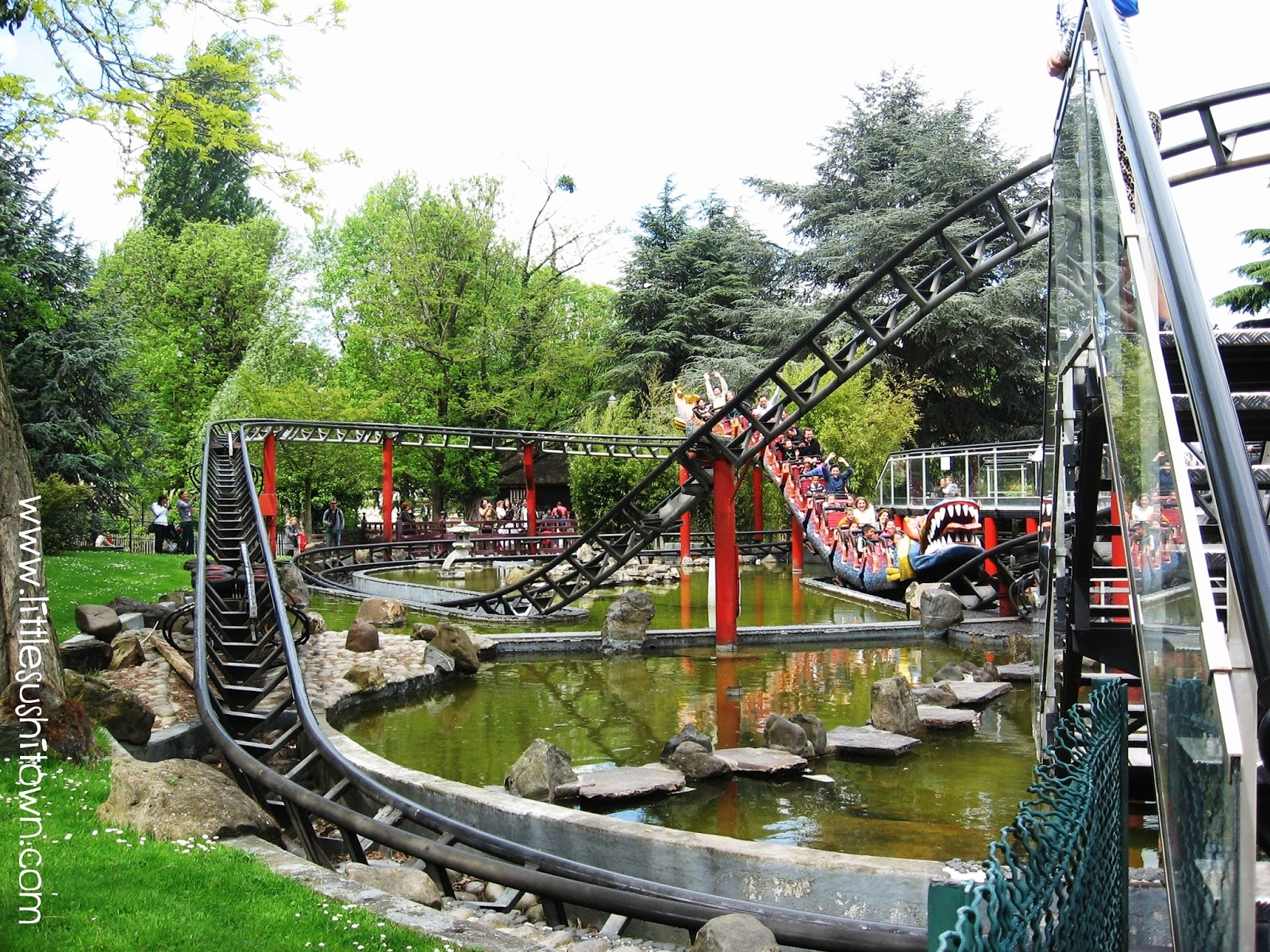 Le Jardin D Acclimatation Cer Sncf Paris Rive Gauche