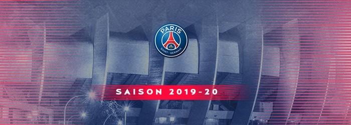 SAISON 2019 2020 PSG